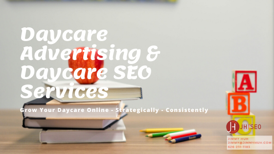 daycare advertising and daycare SEO